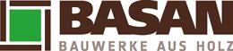 Basan – Holzbauwerke Logo