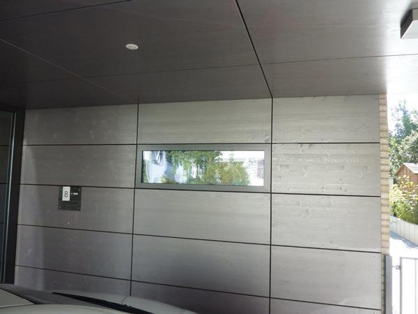 Fassade mit Holz verkleiden mit Basan Holzbauwerke