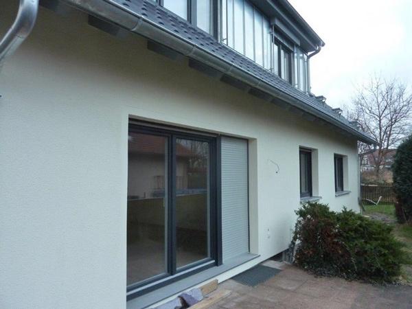 Basan Holzbau: Balkon - Modernisierung - Dachkonstruktion - Holzterrasse
