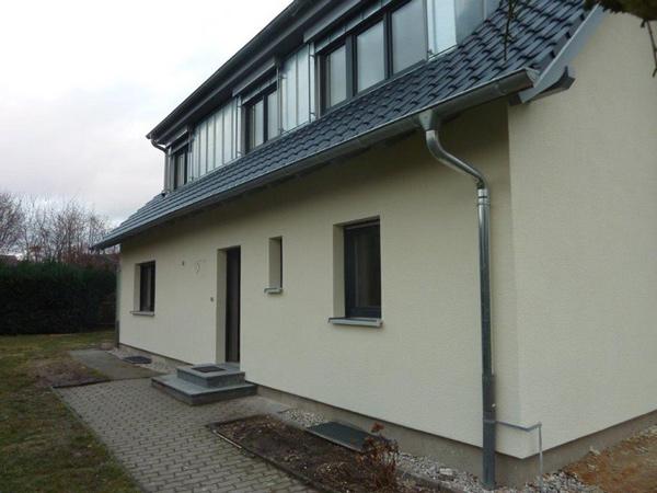 Balkon - Modernisierung - Dachkonstruktion - Holzterrasse mit Basan