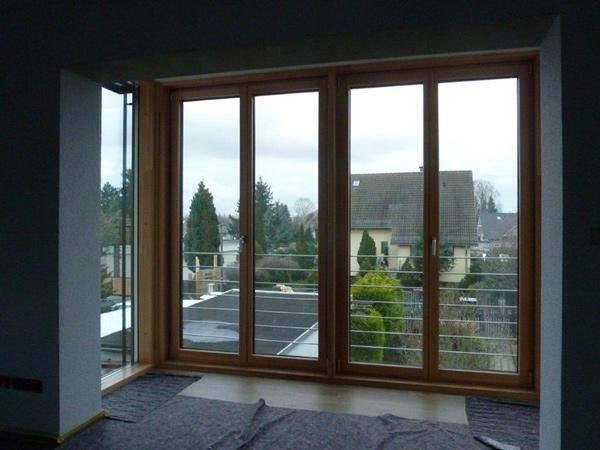 Modernisierung - Dachkonstruktion - Balkon - Holzterrasse für mehr Nutzfläche