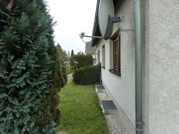 Dachkonstruktion - Balkon - Holzterrasse - Modernisierung