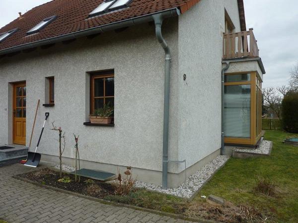 Bauwerke aus Holz: Modernisierung - Dachkonstruktion - Balkon - Holzterrasse
