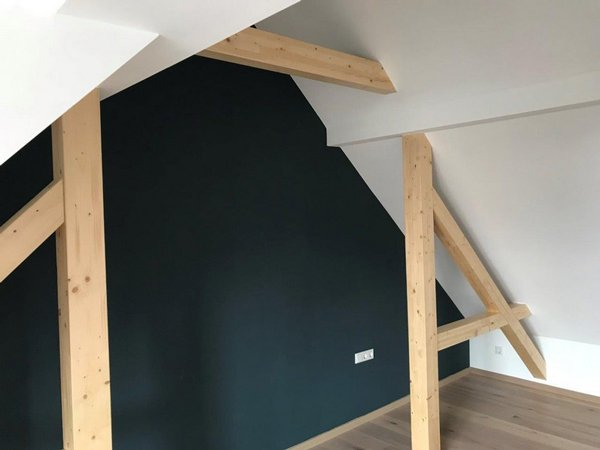 Wohnfläche schaffen: Dachgeschoss Ausbau