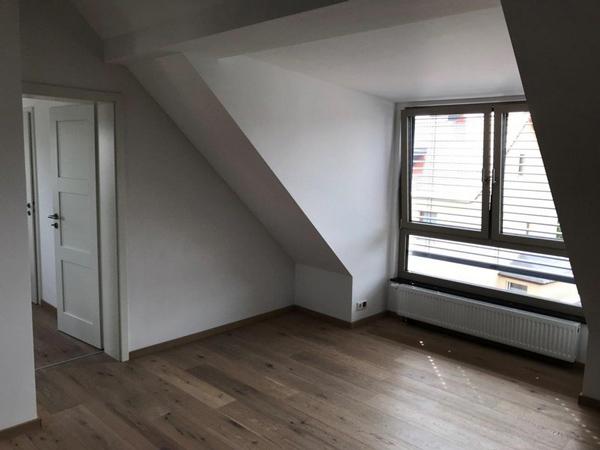 Mehr Wohnraum: Dachgeschoss Ausbau