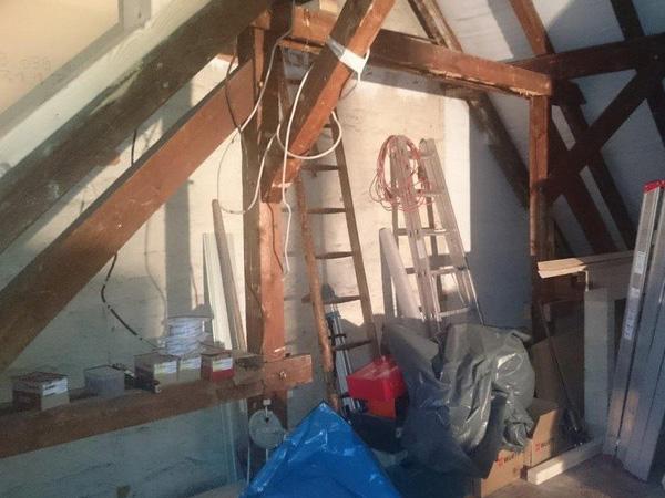 Dachgeschoss Ausbau für mehr Wohnraum