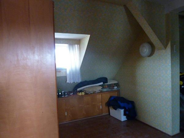 Dachgeschoss Ausbau: Holz