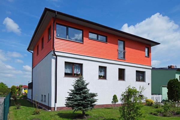 Hausaufstockung mit Holz: Mehr Wohnraum schaffen