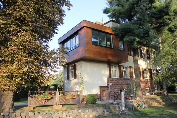 Hausaufstockung - Basan - Wohnraumerweiterung