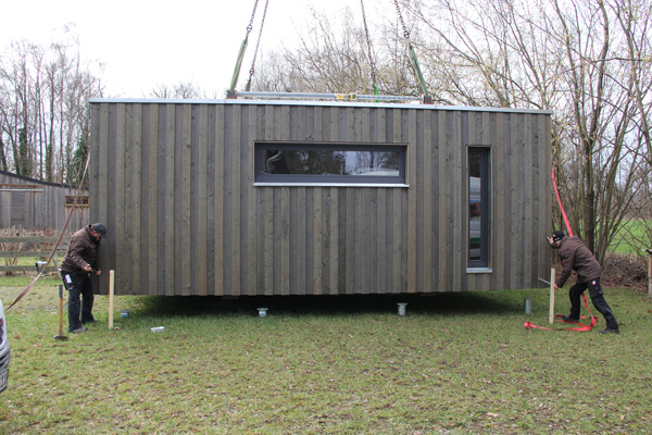 Basan: Modulhaus Holz - Bauwerke aus Holz - Vorteile