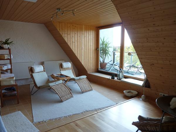 mit Basan. Bauwerke aus Holz Dachgeschoss Ausbau