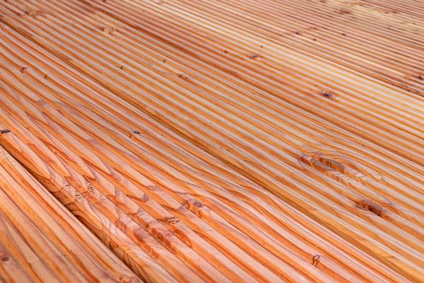 Douglasie-Basan Bauwerke aus Holz